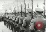 Image of Austrian independence ceremony 1955 Vienna Austria, 1955, second 23 stock footage video 65675062931