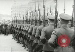 Image of Austrian independence ceremony 1955 Vienna Austria, 1955, second 24 stock footage video 65675062931