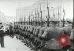 Image of Austrian independence ceremony 1955 Vienna Austria, 1955, second 25 stock footage video 65675062931