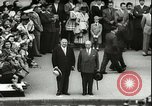 Image of Austrian independence ceremony 1955 Vienna Austria, 1955, second 26 stock footage video 65675062931