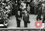 Image of Austrian independence ceremony 1955 Vienna Austria, 1955, second 27 stock footage video 65675062931
