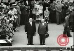Image of Austrian independence ceremony 1955 Vienna Austria, 1955, second 28 stock footage video 65675062931