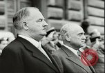 Image of Austrian independence ceremony 1955 Vienna Austria, 1955, second 30 stock footage video 65675062931