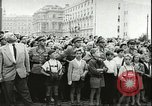 Image of Austrian independence ceremony 1955 Vienna Austria, 1955, second 41 stock footage video 65675062931