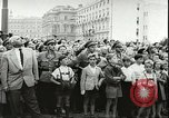 Image of Austrian independence ceremony 1955 Vienna Austria, 1955, second 42 stock footage video 65675062931