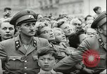 Image of Austrian independence ceremony 1955 Vienna Austria, 1955, second 46 stock footage video 65675062931