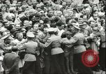 Image of Austrian independence ceremony 1955 Vienna Austria, 1955, second 50 stock footage video 65675062931