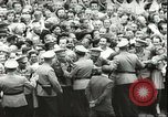 Image of Austrian independence ceremony 1955 Vienna Austria, 1955, second 52 stock footage video 65675062931