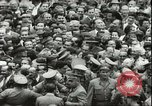 Image of Austrian independence ceremony 1955 Vienna Austria, 1955, second 58 stock footage video 65675062931