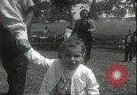 Image of American children Los Angeles California USA, 1955, second 25 stock footage video 65675062932