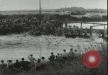 Image of Junior swimming championship Holland Netherlands, 1955, second 7 stock footage video 65675062936