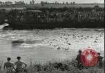 Image of Junior swimming championship Holland Netherlands, 1955, second 9 stock footage video 65675062936