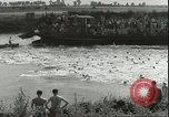Image of Junior swimming championship Holland Netherlands, 1955, second 10 stock footage video 65675062936