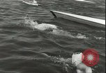 Image of Junior swimming championship Holland Netherlands, 1955, second 17 stock footage video 65675062936