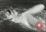 Image of Junior swimming championship Holland Netherlands, 1955, second 20 stock footage video 65675062936