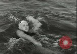 Image of Junior swimming championship Holland Netherlands, 1955, second 28 stock footage video 65675062936