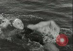 Image of Junior swimming championship Holland Netherlands, 1955, second 29 stock footage video 65675062936