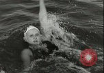 Image of Junior swimming championship Holland Netherlands, 1955, second 31 stock footage video 65675062936