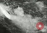 Image of Junior swimming championship Holland Netherlands, 1955, second 35 stock footage video 65675062936