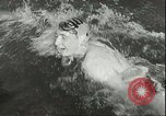Image of Junior swimming championship Holland Netherlands, 1955, second 37 stock footage video 65675062936