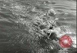 Image of Junior swimming championship Holland Netherlands, 1955, second 39 stock footage video 65675062936