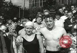 Image of Junior swimming championship Holland Netherlands, 1955, second 44 stock footage video 65675062936
