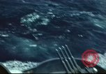 Image of USS Yorktown during Battle of Midway in World War II Pacific Ocean, 1942, second 3 stock footage video 65675062938