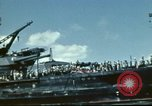 Image of USS Nevada leaving drydock after repairs Pearl Harbor Hawaii USA, 1942, second 37 stock footage video 65675062939