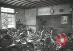 Image of Japanese children at summer camp Japan, 1939, second 27 stock footage video 65675062943