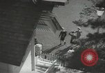 Image of Japanese children bow at shrine on the way to school Japan, 1939, second 6 stock footage video 65675062944