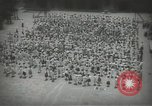 Image of Japanese children bow at shrine on the way to school Japan, 1939, second 17 stock footage video 65675062944