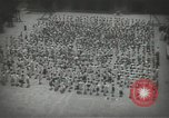 Image of Japanese children bow at shrine on the way to school Japan, 1939, second 19 stock footage video 65675062944