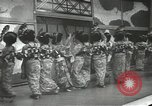 Image of Patrons of Japanese theater Japan, 1939, second 14 stock footage video 65675062951