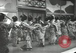 Image of Patrons of Japanese theater Japan, 1939, second 15 stock footage video 65675062951