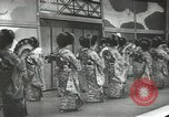 Image of Patrons of Japanese theater Japan, 1939, second 16 stock footage video 65675062951