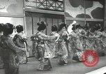 Image of Patrons of Japanese theater Japan, 1939, second 17 stock footage video 65675062951