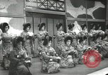 Image of Patrons of Japanese theater Japan, 1939, second 19 stock footage video 65675062951