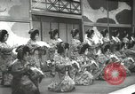 Image of Patrons of Japanese theater Japan, 1939, second 20 stock footage video 65675062951