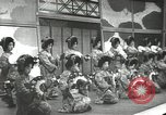 Image of Patrons of Japanese theater Japan, 1939, second 21 stock footage video 65675062951