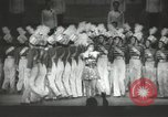 Image of Patrons of Japanese theater Japan, 1939, second 25 stock footage video 65675062951