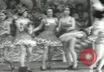 Image of Patrons of Japanese theater Japan, 1939, second 32 stock footage video 65675062951