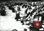 Image of Japanese Kendo instruction Japan, 1939, second 13 stock footage video 65675062952