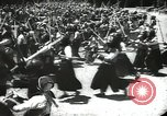 Image of Japanese Kendo instruction Japan, 1939, second 15 stock footage video 65675062952