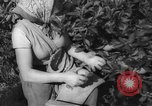 Image of Palestinian civilians Rehovot Palestine, 1938, second 17 stock footage video 65675062960