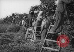 Image of Palestinian civilians Rehovot Palestine, 1938, second 28 stock footage video 65675062960