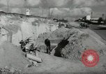 Image of excavation work Africa, 1955, second 4 stock footage video 65675062963