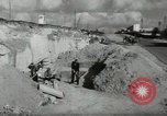 Image of excavation work Africa, 1955, second 5 stock footage video 65675062963