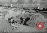Image of excavation work Africa, 1955, second 6 stock footage video 65675062963