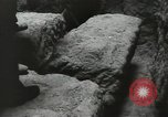 Image of excavation work Africa, 1955, second 13 stock footage video 65675062963