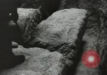 Image of excavation work Africa, 1955, second 14 stock footage video 65675062963